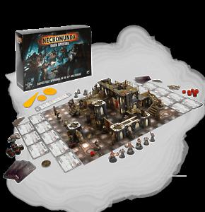NECROMUNDA Donkere opstand Warhammer 40K NIB NIEUW