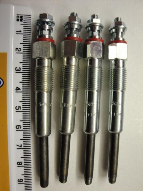VAUXHALL Zafira 1.9 CDTI 16V 1910CC Z19DTH Bosch Diesel glow plugs 2005-2012