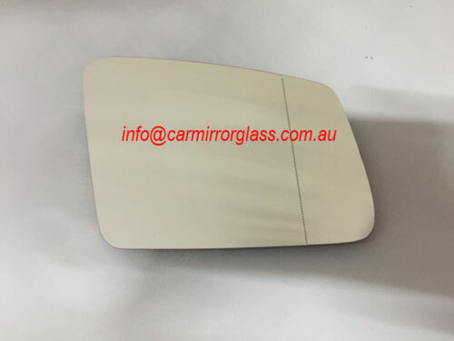 RIGHT DRIVER SIDE MIRROR GLASS MERCEDES BENZ A160 A180 A200 A220 A250 2012-2018