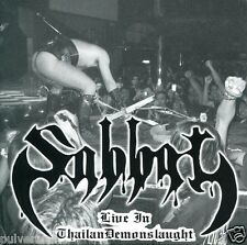 SABBAT Live In ThailanDemonslaught METALUCIFER CULT!!!