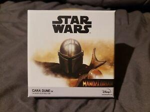 Cara Dune 1oz  Silver Coin  Collectible Mandalorian Star Wars Sold Out #813