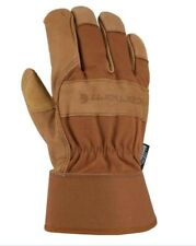 PORTWEST A270 tan leather full grain classic driver work glove size large or XL