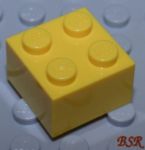 Bausteine 3003 /& NEU ! 30 Stück gelbe 2x2 Grundbausteine Steine xxx