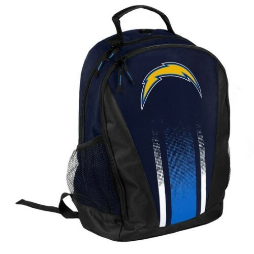 Los Angeles Chargers Backpack, Blue Stripe