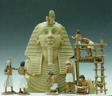 KING & COUNTRY ANCIENT EGYPT AE014 PHARAOH'S HEAD STATUE MIB