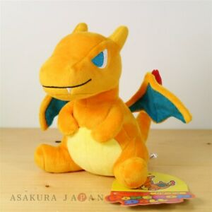 Pokemon-Center-Original-Pokemon-munecas-juguete-de-felpa-Muneca-Charizard-Japon