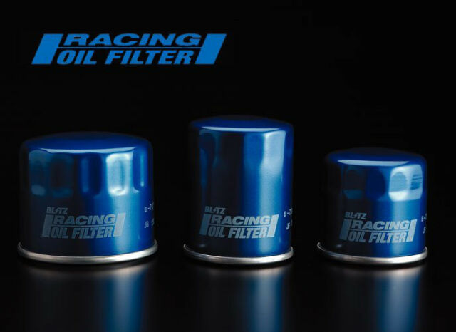 Blitz Racing Oil Filter, 18704,  For Nissan-Honda (See Listing For Fitment)