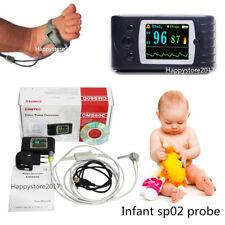 Contec Rechargable Pulse Oximeter Cms60cinfantpediatric Spo2 Probealarm Ce