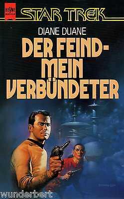 *~ Star Trek - Der Feind - Mein VerbÜndeter - Diane Duane Tb (1988) Kortingen Sale