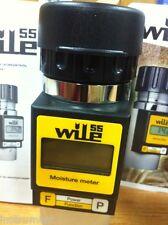 Farmcomp Grain moisture tester rice corn wheat rye barley oat Wile 55, Wile55
