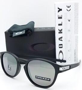 01346ade3dc Image is loading NEW-Oakley-Latch-Sunglasses-Black-Prizm-Black-Iridium-