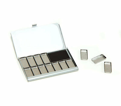Extra Pocket Palette Pans, Art Toolkit by Expeditionary Art