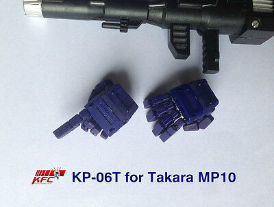 KFC KP-06B Hands and gun set for Masterpiece MP10B
