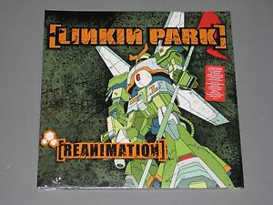 LINKIN-PARK-Reanimation-2LP-gatefold-New-Sealed-Vinyl-2-LP