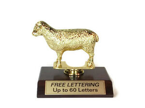 Sheep-Trophy-Wool-Shear-Herd-Farm-Desktop-Series-Free-Lettering
