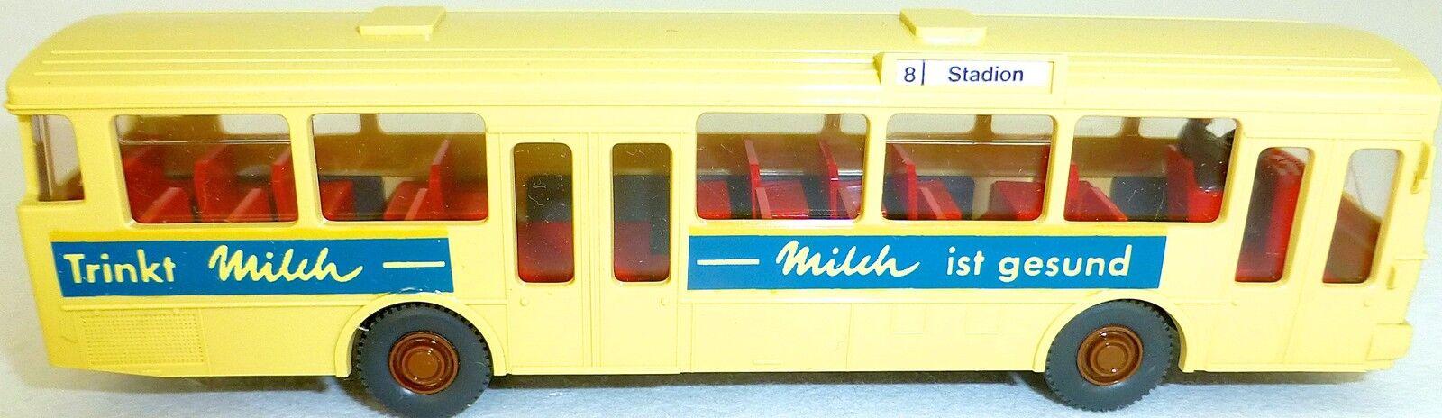 8 - stadion trinkt milch jedentag mb o305 gesupert aus wiking - bus nach gd4 å h0