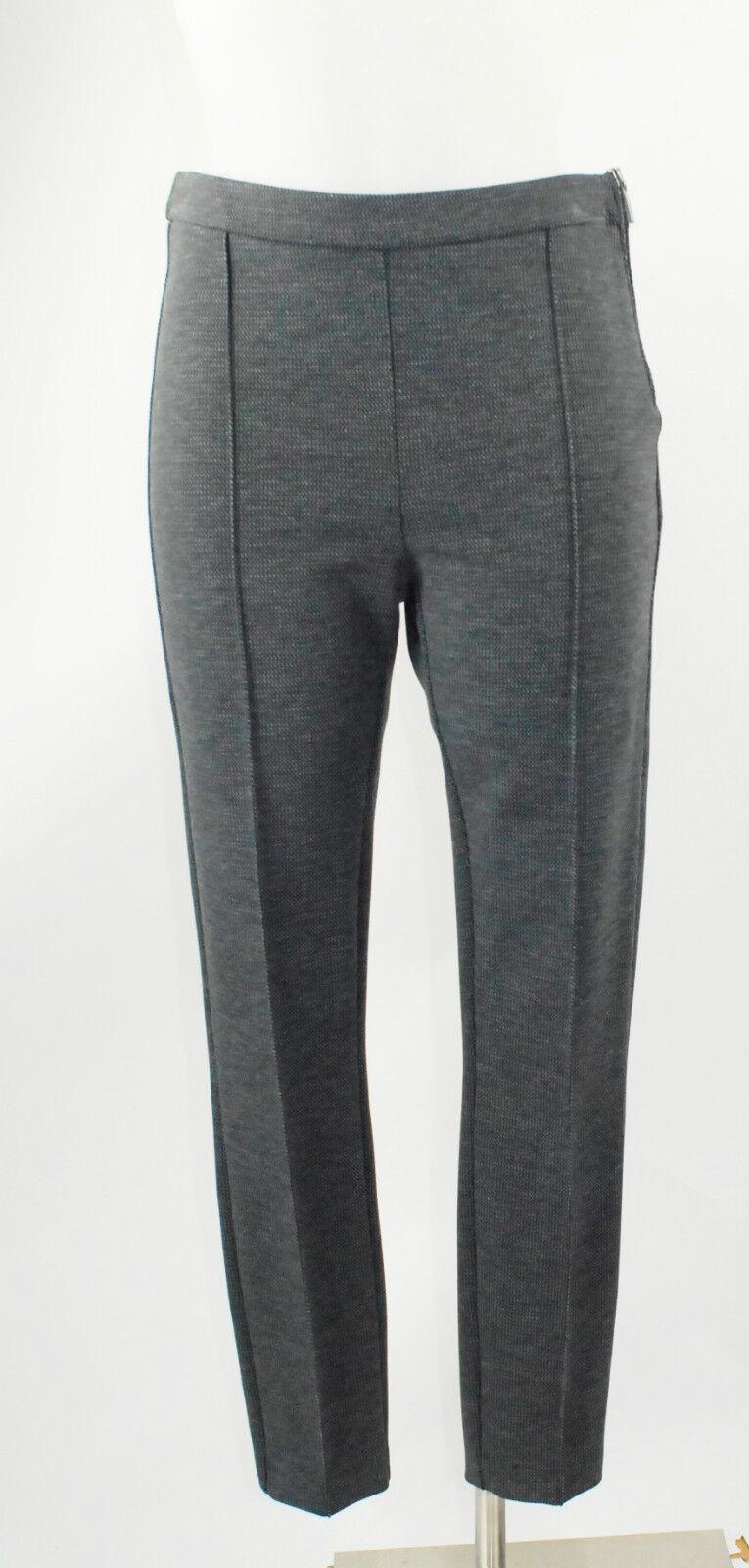 Apriori 7 8 Hose 38 grey black Viskose neu mit Etikett trousers pantalon