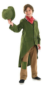 BOYS-DICKENSIAN-ARTFUL-DODGER-COSTUME-OLIVER-TWIST-VICTORIAN-OUTFIT-NEW-4-12-YR