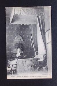Tarjeta-postal-antigua-CPA-CRISTAL-Castillo-rocas-la-cama-de-la-Marquise