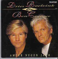 Dries Roelvink&Ben Cramer-Amper Negen Jaar cd single