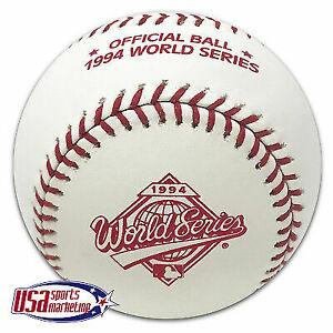 Rawlings 1994 World Series MLB Official Game Baseball - Boxed