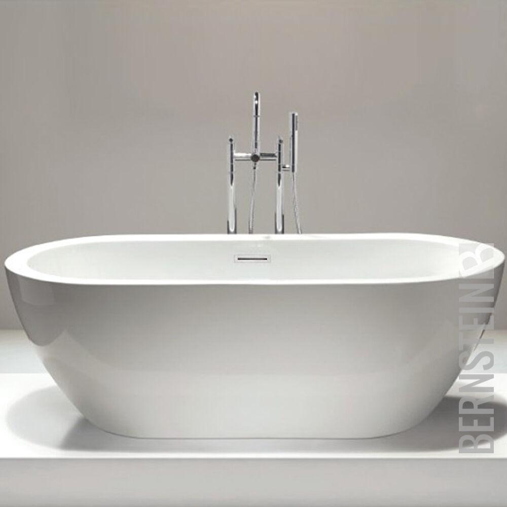 Vasca da bagno freestanding jazz bs 827 bianco - Vasca da bagno freestanding ...