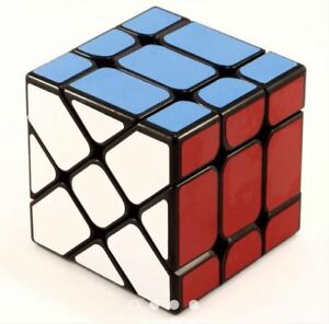 Rubik-039-s-Fisher-Magic-Cube-Toy-Black