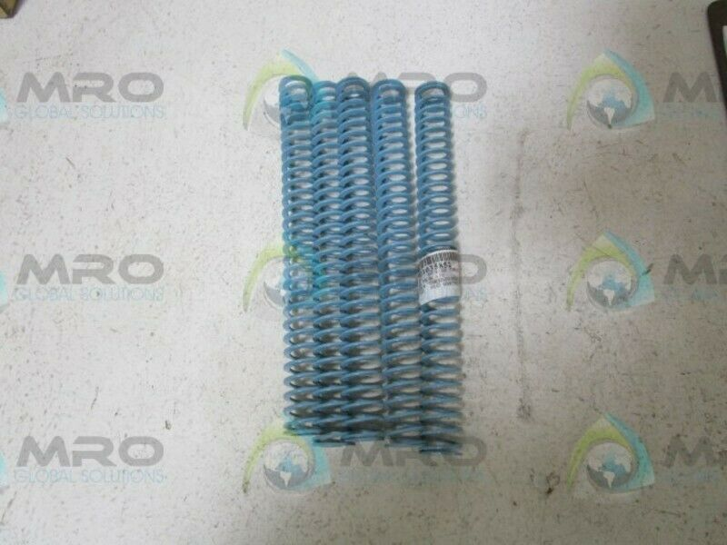 LOT OF 5 MISUMI SWU26-250 COMPRESSION SPRING NEW NO BOX