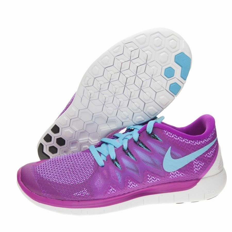 FW15 NIKE FREE 5.0 SPORT SHOES RUNNING GYM SHOES WOMAN 642199 504  30