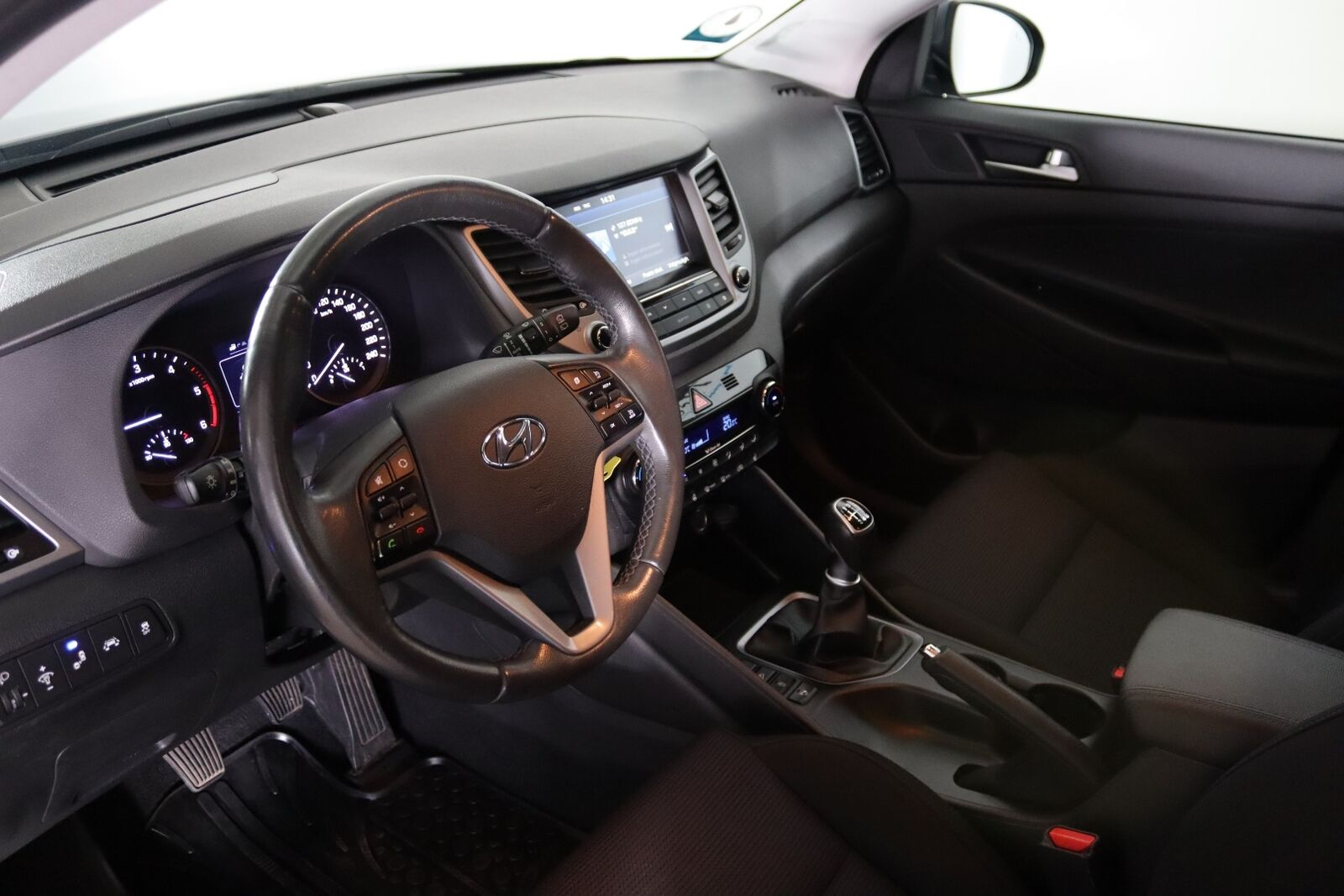 Hyundai Tucson 1,7 CRDi 115 Trend - billede 5