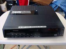 RCA Model VR280 VHS VCR Video Cassette Recorder