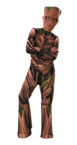 Infinity War Teen Groot Boys Child Superhero Halloween Costume