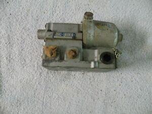 mac solinoid valve - vintage -unused old stock --