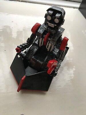 Discreto 1998 Bbc Robot Wars Bot Tirare Indietro Giocattolo Refbot Completo Molto Buono
