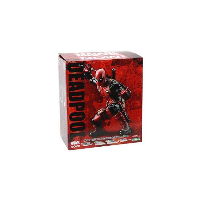 Deadpool Marvel Now ArtFX Statue