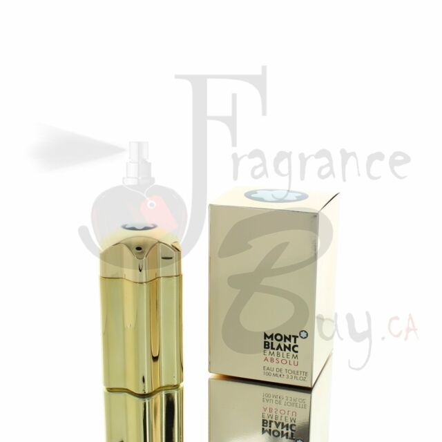 Mont Blanc Emblem Absolu M 100ml Boxed