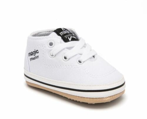 GIFT Newborn Baby Boy Girl Pram Shoes First Step Rubber Soles PreWalker Trainers