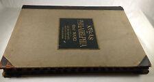 ATLAS OF PHILADELPHIA 42nd WARD, G. W. BROMLEY, 1923, FOLIO