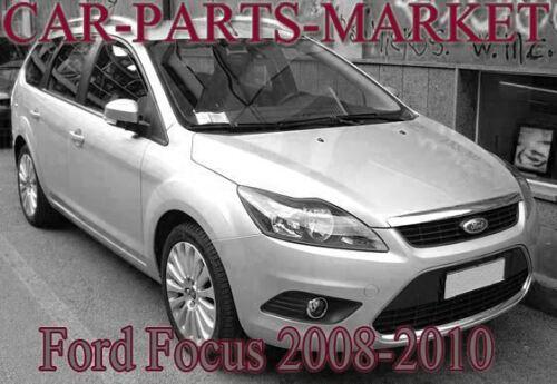 Para Ford Focus 2008-2018 izquierda del lado del pasajero Ala Espejo De Cristal Asférica