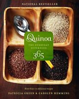 Quinoa 365: The Everyday Superfood By Patricia Green, (paperback), Whitecap Book on Sale