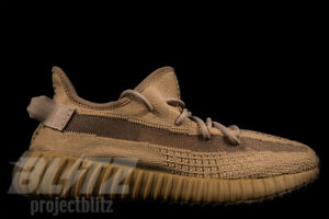 Details about ADIDAS YEEZY BOOST 350 V2 EARTH Sz 5 13 FX9033