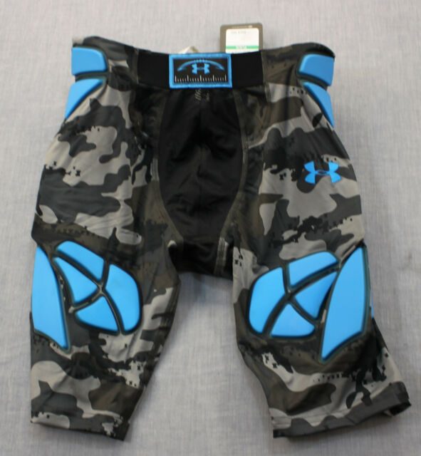 70a54d5cfb6 UNDER ARMOUR UA FOOTBALL Youth Gameday Armour Camo Padded Girdle Pants NWT  L  65