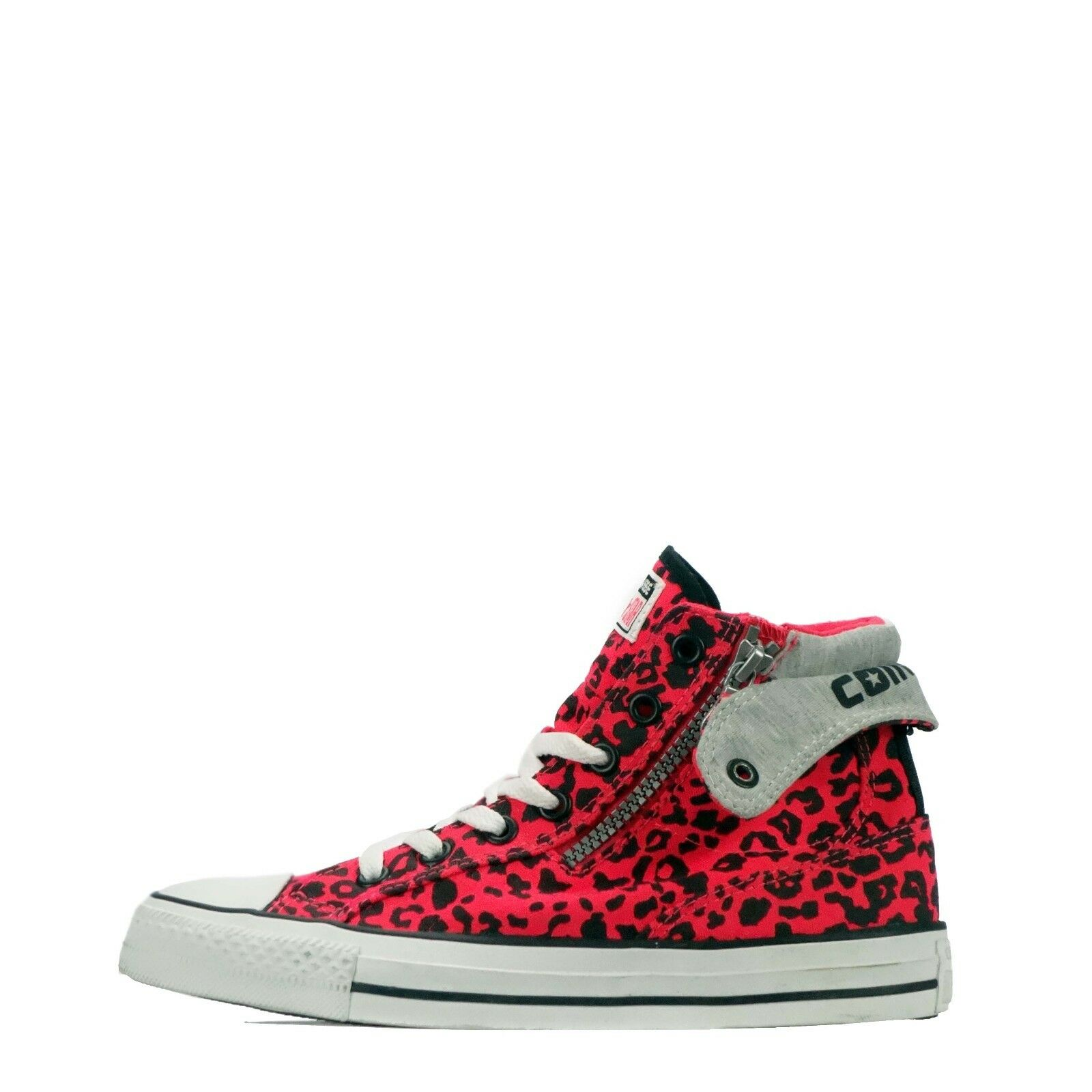 Converse Chuck Taylor PC Uptown Mid Women's Unisex Shoes Trainers in Pink