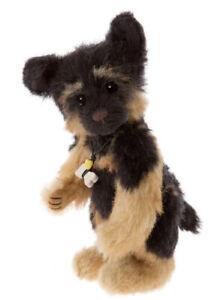 Charlie-Bears-Hund-Schaeferhund-FETCH-ca-19cm-gross-limitiert-auf-1200-Stueck