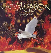 The Mission Carved In Sand Original 1990 Uk Lp