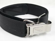 OTG Scuba Diving Tank Band /Cam Strap with SS Quick Release Hinge Buckle #OG-120