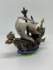 Pirate-Ship-Spyro-039-s-Adventure-Skylanders-Figure-Green-Base