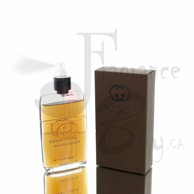 Gucci Guilty Absolute M 50ml Boxed