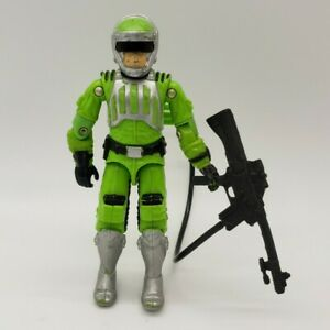 Vintage-1986-GI-JOE-Sci-Fi-Action-Figure-100-Complete-Hasbro-ARAH-Accessories