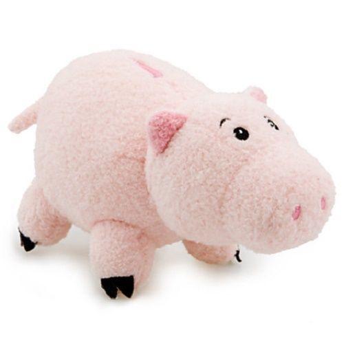 Toy Story 3 Hamm Pig Plush Soft Stuffed Doll Toy 7  17 cm wide